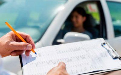 5 Errores que no deberías cometer en tu examen de conducir
